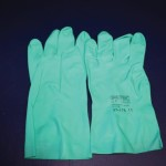 Ansell Sol-Vex Gloves size 9.10 & 11