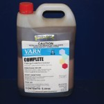 Varn Complete Plate Gum Washout Solution 5lt